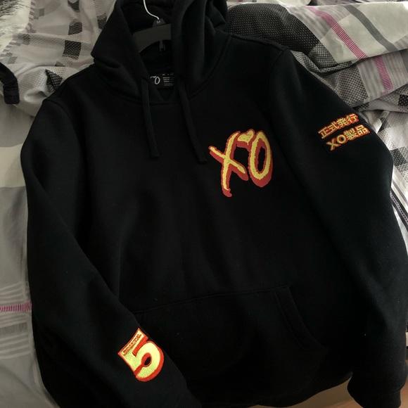 fc253677 Sweaters | The Weeknd Kiss Land 5 Year Anniversary Hoodie | Poshmark